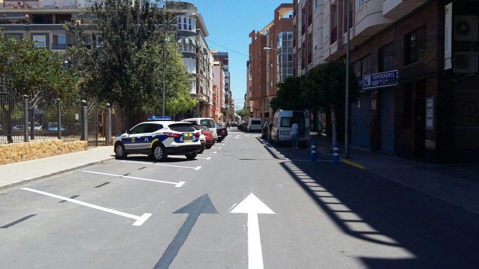 Orihuela, oro en seguridad vial en España 6