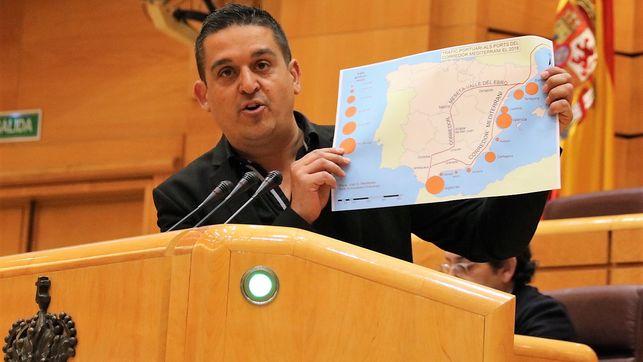 C´s y Podemos rechazan la restauración ambiental en la zona del vertedero de La Murada 6