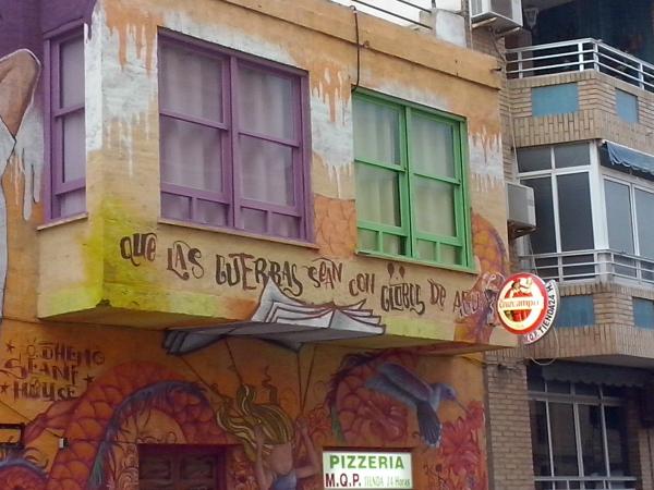 Torrevieja convoca a graffiteros y artistas urbanos para desarrollar iniciativas 6
