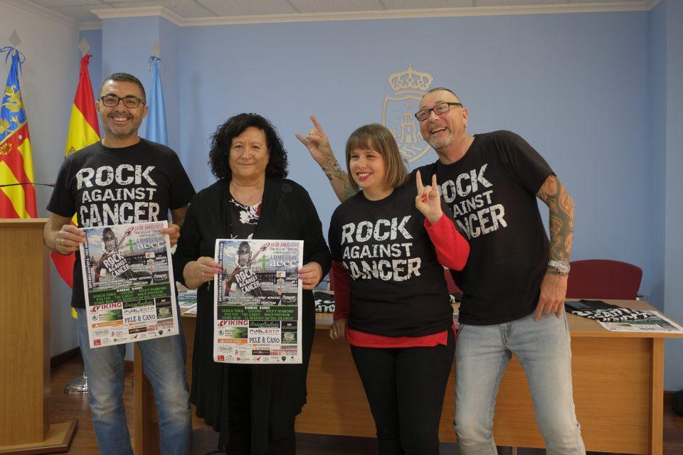 """Las Eras de la Sal acoge la tercera edición de """"Rock Against Cancer"""" 6"""