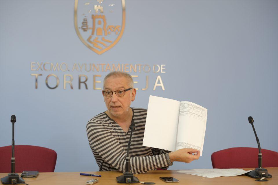 Torrevieja no se va a adherir al Plan Edificant 6