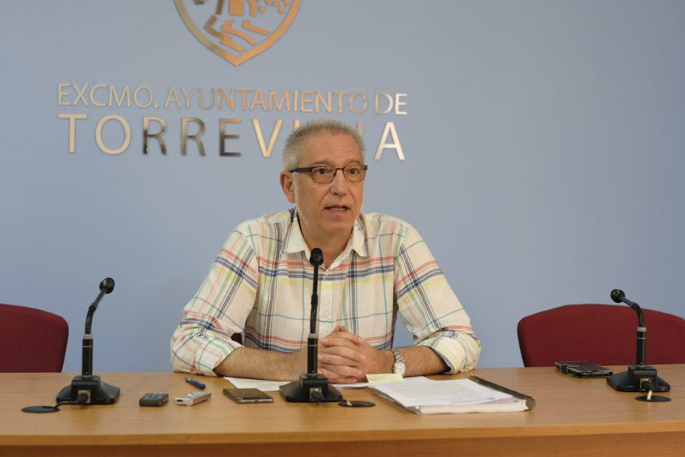 El terreno del nuevo colegio Amanecer en Torrevieja no tiene riesgo de inundación 6