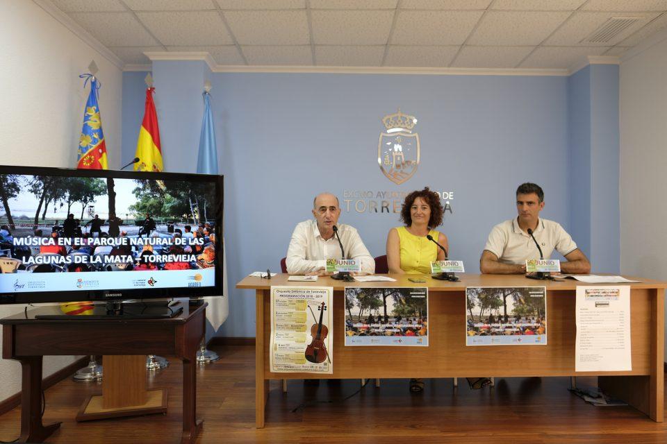 Música en el parque cerrará el Junio Medioambiental de Torrevieja 6