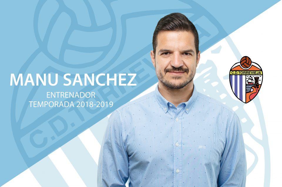 El CD Torrevieja ficha a Manu Sánchez como nuevo entrenador 6