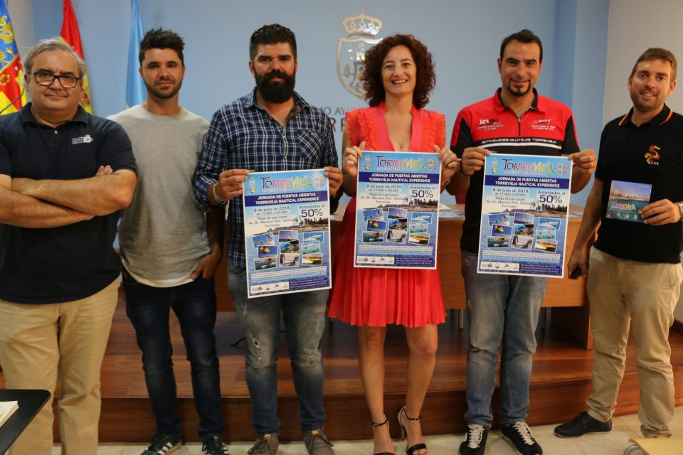 "Llega ""Torrevieja Nautical Experience"" 6"
