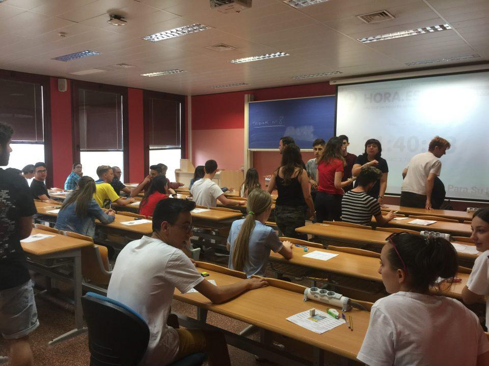 """Más de 500 alumnos se presentarán desde el martes a la """"segunda ronda"""" de la PAU 6"""