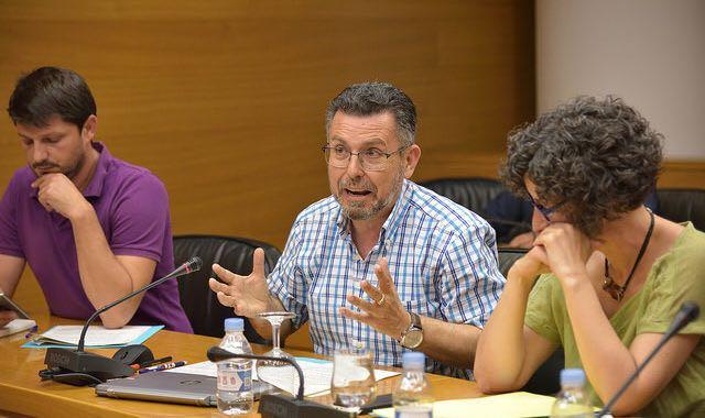 Pineda afirma que la Generalitat incluye la CV-95 en el Plan Unneix 6