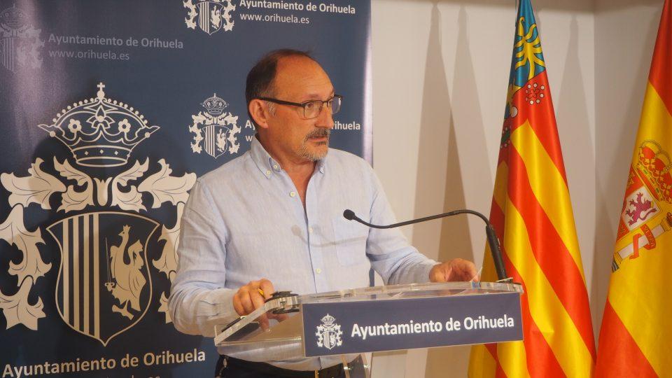 Urbanismo en Orihuela no atenderá al público durante una semana por el traslado de oficinas 6