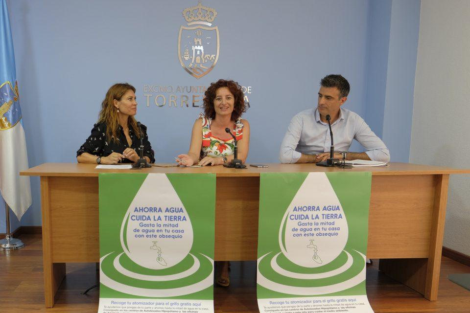 Torrevieja repartirá atomizadores para ahorrar un 50% de agua de consumo doméstico 6