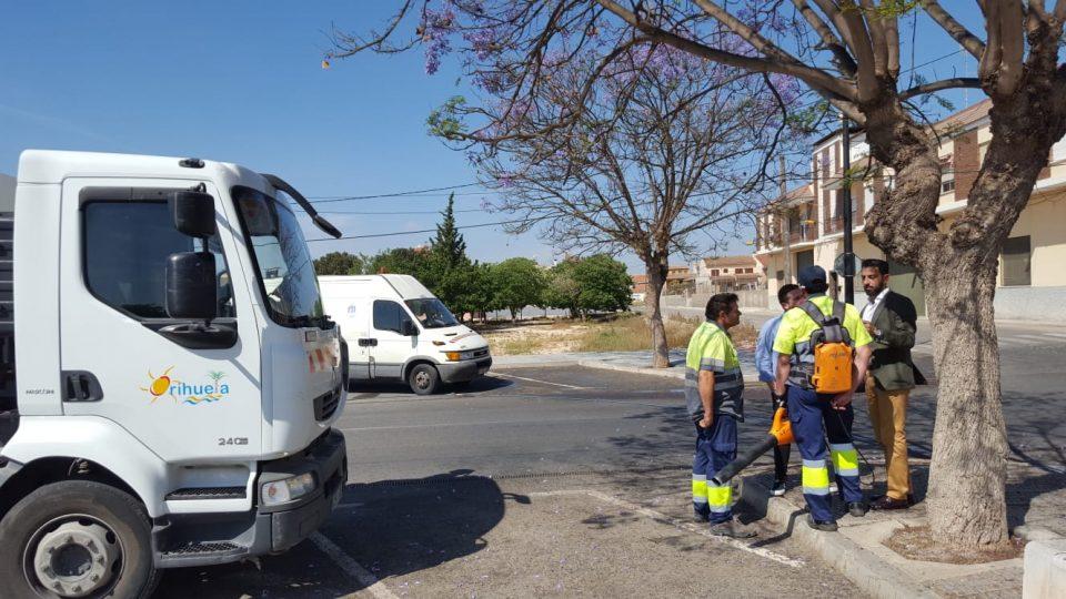 Limpieza Viaria y RSU Orihuela amplía su plantilla 6
