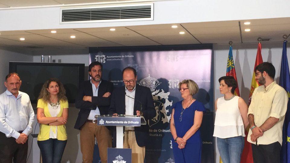 Mayte Sánchez, Síndica Portadora de la Gloriosa Enseña del Oriol 6
