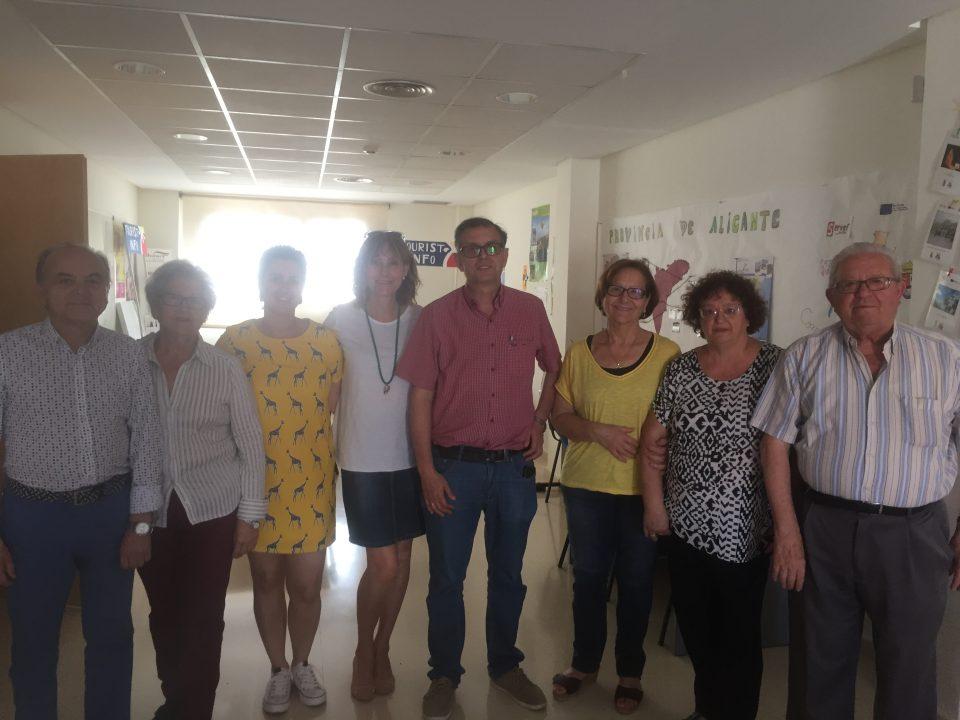 14 personas participan en el Programa Paciente Activo de Albatera 6