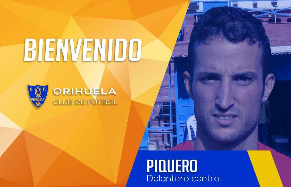 El Orihuela ficha al goleador Piquero 6