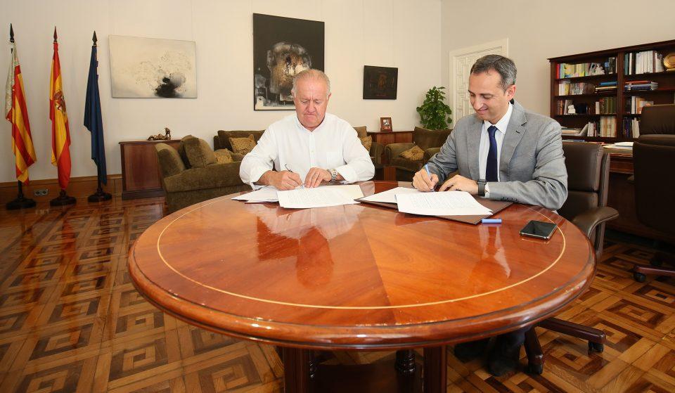 La Diputación y Convega impulsan el empleo entre los jóvenes 6