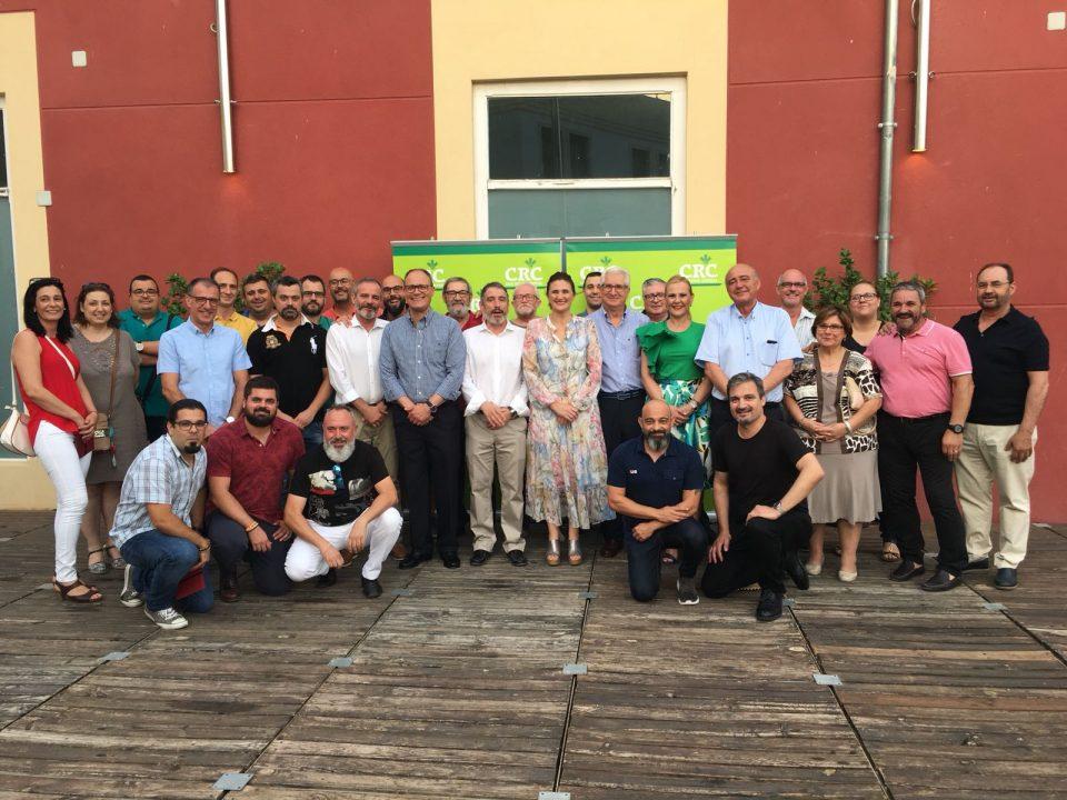 Caja Rural Central entrega la ayuda económica a los Moros y Cristianos 6