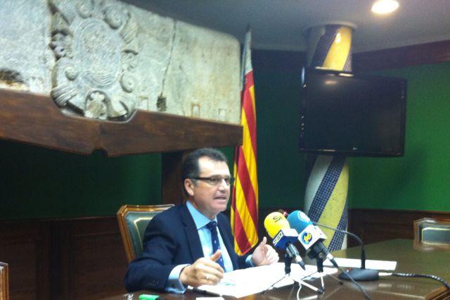 Benejúzar exige a la CHS la limpieza del cauce y ramblas del río Segura 6