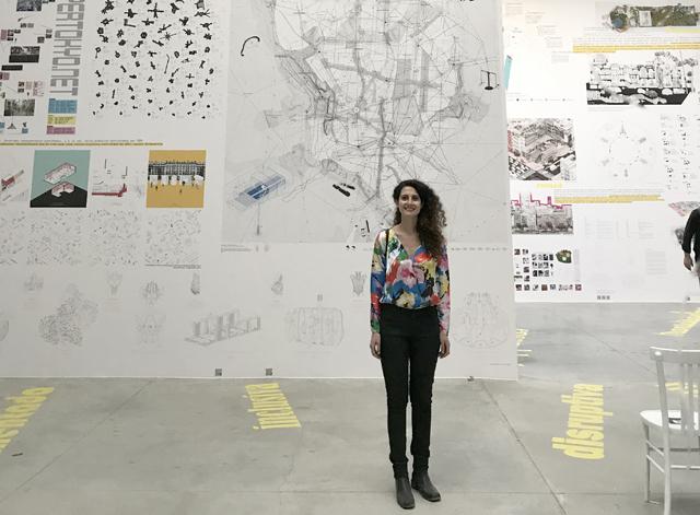 La arquitecta rafaleña Anabel Ruiz, invitada a la Bienal de Venecia 6