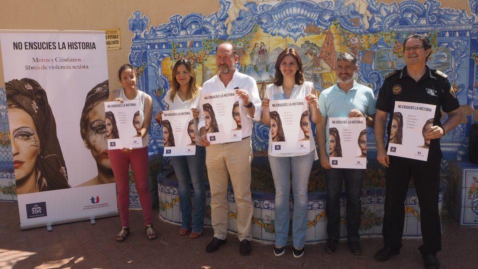 Igualdad lucha contra la violencia sexista de cara a las fiestas de Orihuela 6