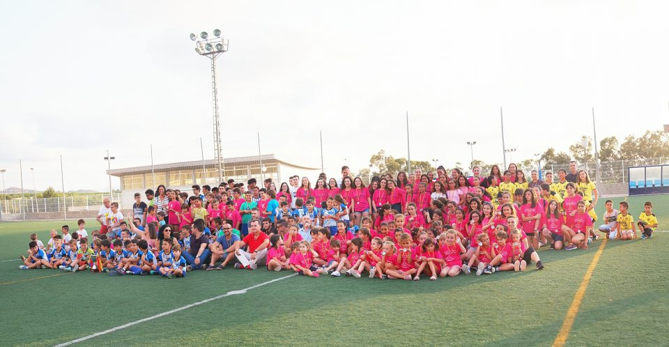 Benejúzar clausura las escuelas deportivas con una gran fiesta 6