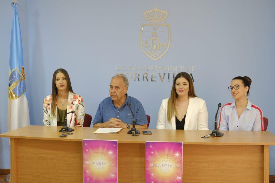 Tres jóvenes torrevejenses son las candidatas a Reina de la Sal 6