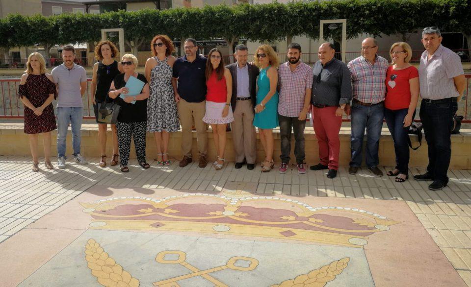 El PSOE comarcal defiende el Trasvase ante su propio partido 6