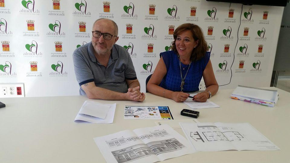 Almoradí recibe una subvención para trabajar en proyectos locales 6