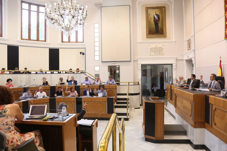 La Diputación invertirá 412.500 € en la calle Salitre de Callosa de Segura 6