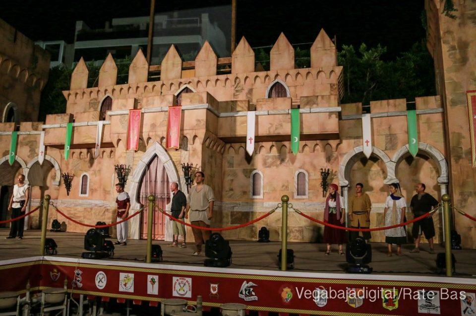 Los Cristianos conquistan el Castillo de Orihuela con fuego y magia 6