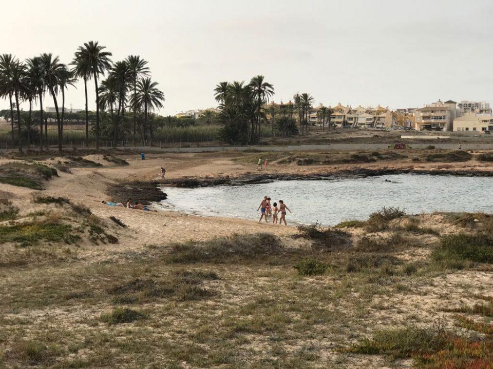 Paralizan la urbanización del plan parcial Mar Azul y las casas de Lo Ferrís 6
