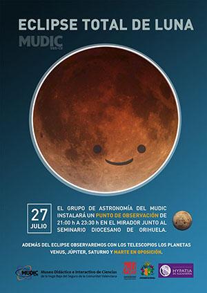 Disfruta del eclipse total de Luna este viernes en Orihuela 6