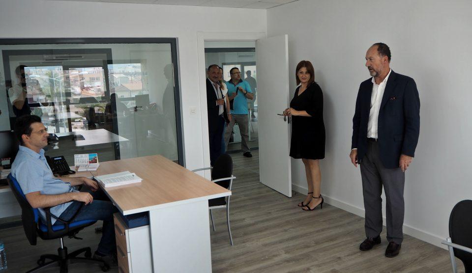 La Concejalía de Urbanismo abre sus dependencias en el CC Ociopía 6