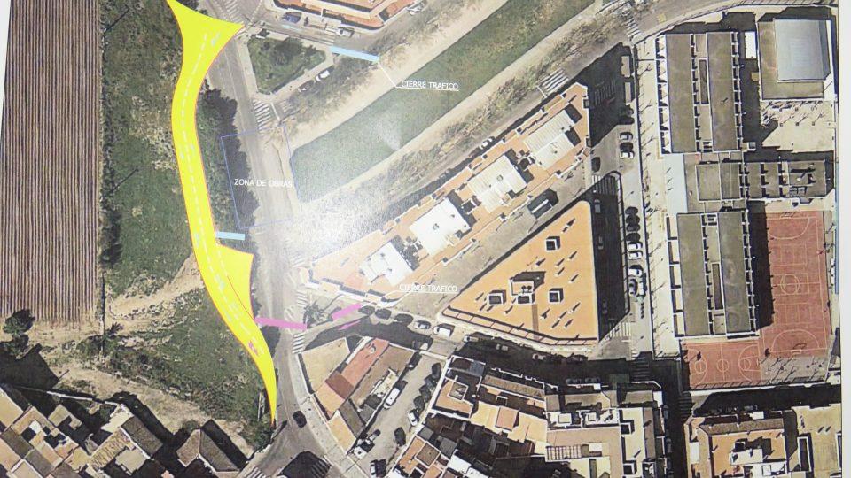 Comienzan dos obras de recogida de aguas pluviales en Pilar de la Horadada 6
