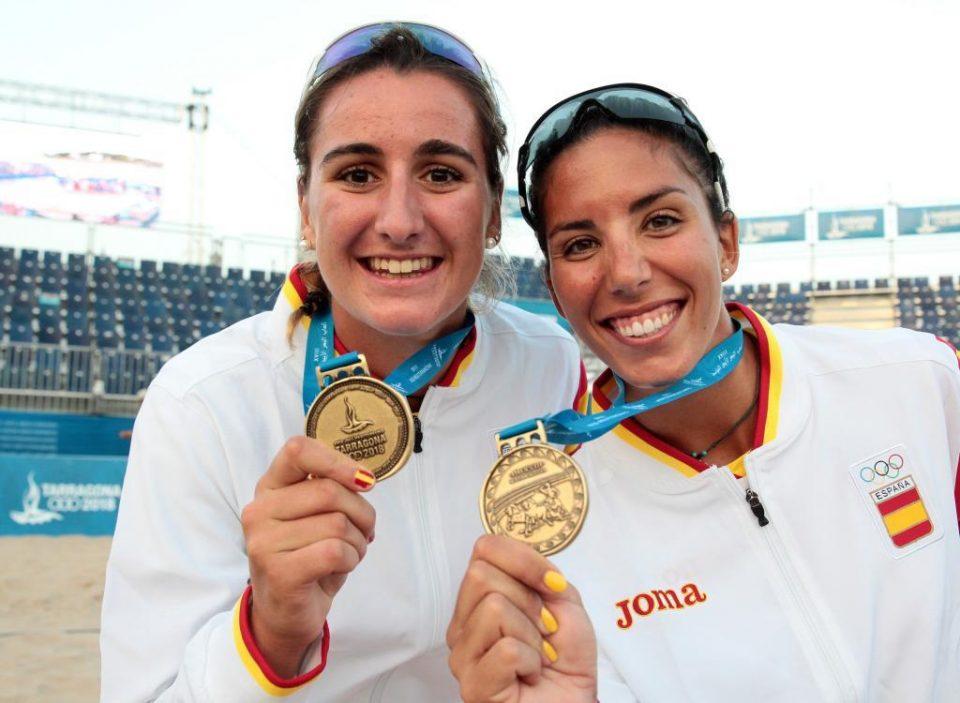 La oriolana Paula Soria reina en los Juegos del Mediterráneo 6