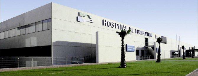 Una niña hospitalizada tras ser rescatada de una piscina de Torrevieja 6