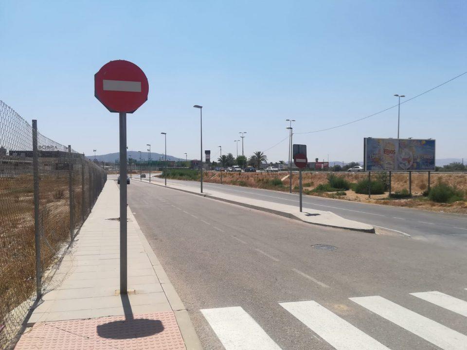 Orihuela recibirá una subvención para reurbanizar la calle Espeñetas 6