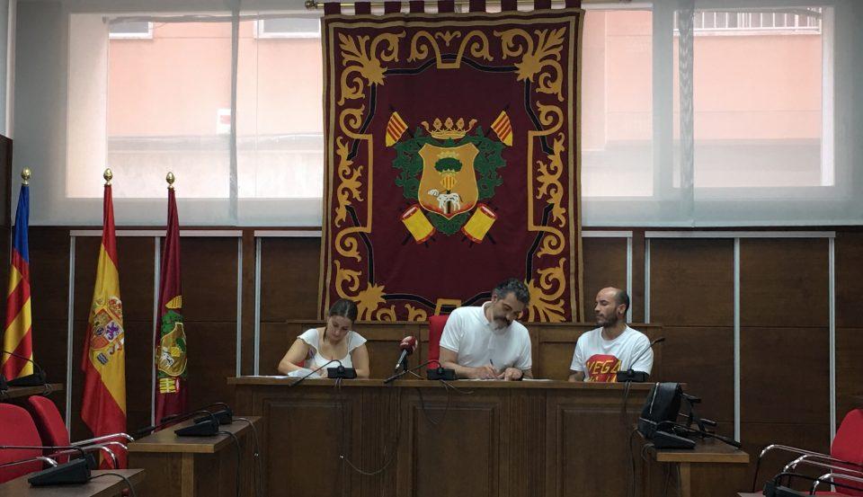 Callosa de Segura y Cruz Roja firman un convenio para 4 años 6