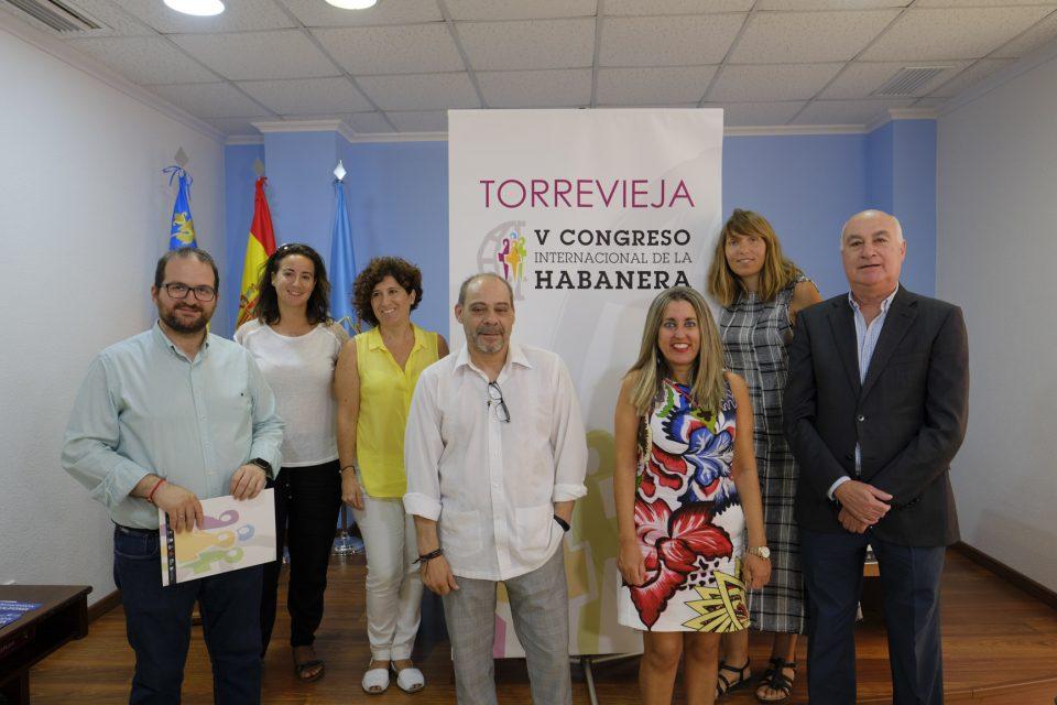 Aterriza en Torrevieja el V Congreso Internacional de la Habanera 6