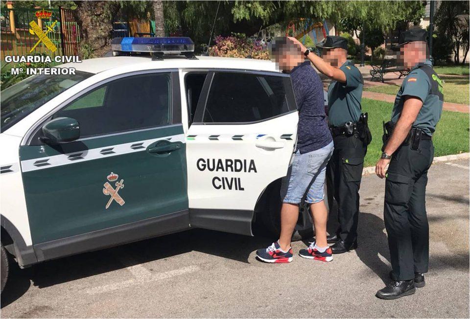 Detienen en Málaga al presunto autor de una agresión sexual ocurrida en Torrevieja  6