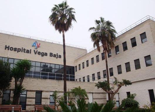 """El Hospital Vega Baja sale al paso de la denuncia sobre la """"falta de control"""" en los accesos 6"""
