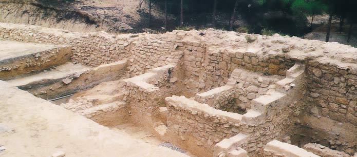 Guardamar inicia las obras de recuperación de La Fonteta 6