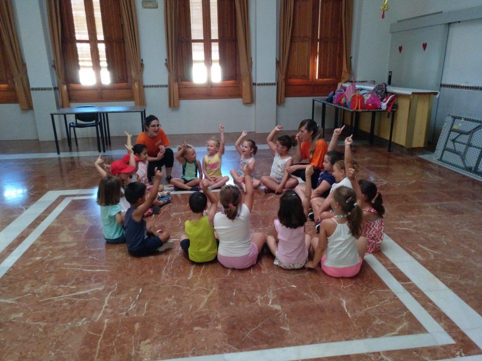 La Mancomunidad La Vega inicia las escuelas de verano para los más pequeños 6