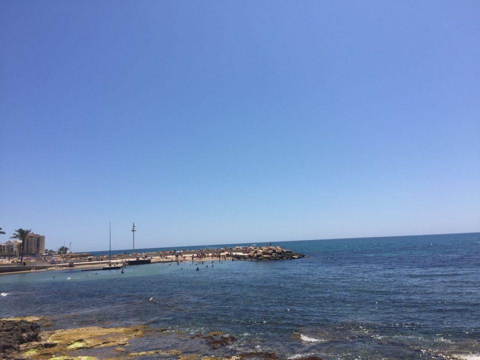 Fallece un hombre de 70 años en la playa del Cura 6