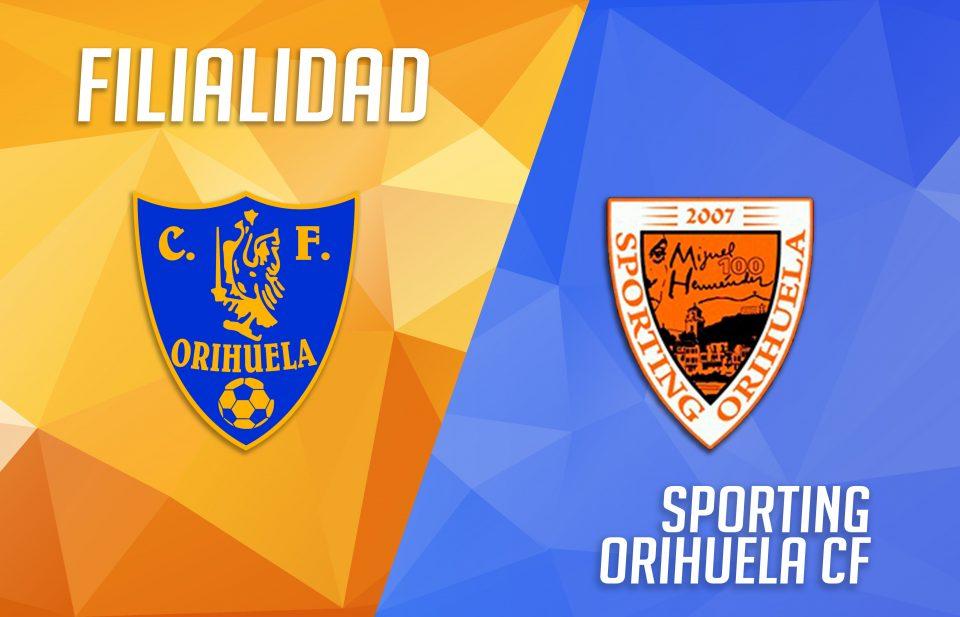 El Sporting Orihuela será filial del Orihuela C.F. 6