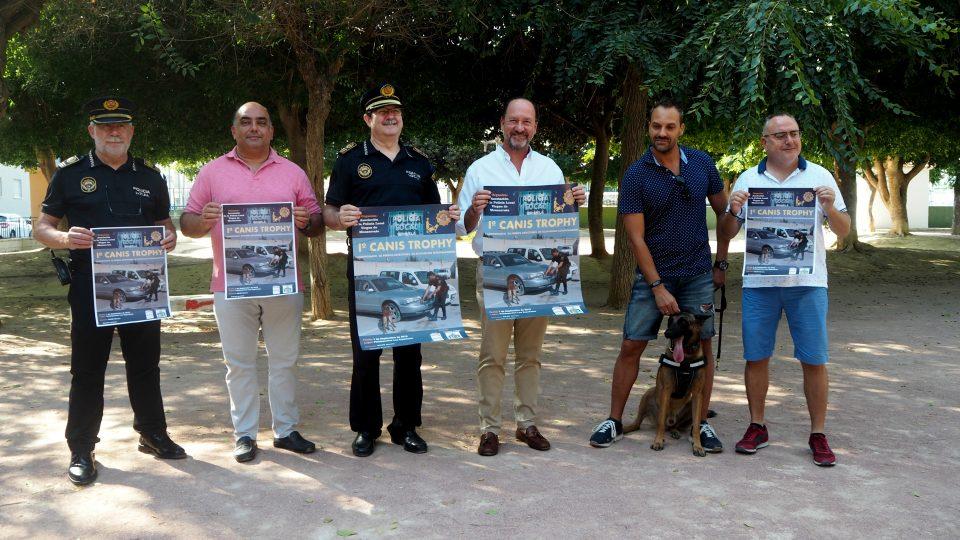 La Policía Local de Orihuela contará con una Unidad Canina 6