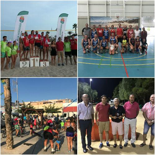 Fin de semana polideportivo en Pilar de la Horadada 6