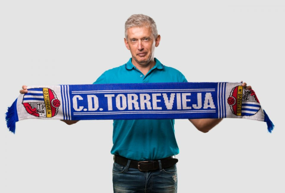El marchador Daniel Plaza, nuevo director general del C.D. Torrevieja 6