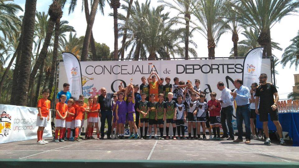 El deporte escolar de Orihuela recibe la tercera mayor subvención de la Conselleria 6