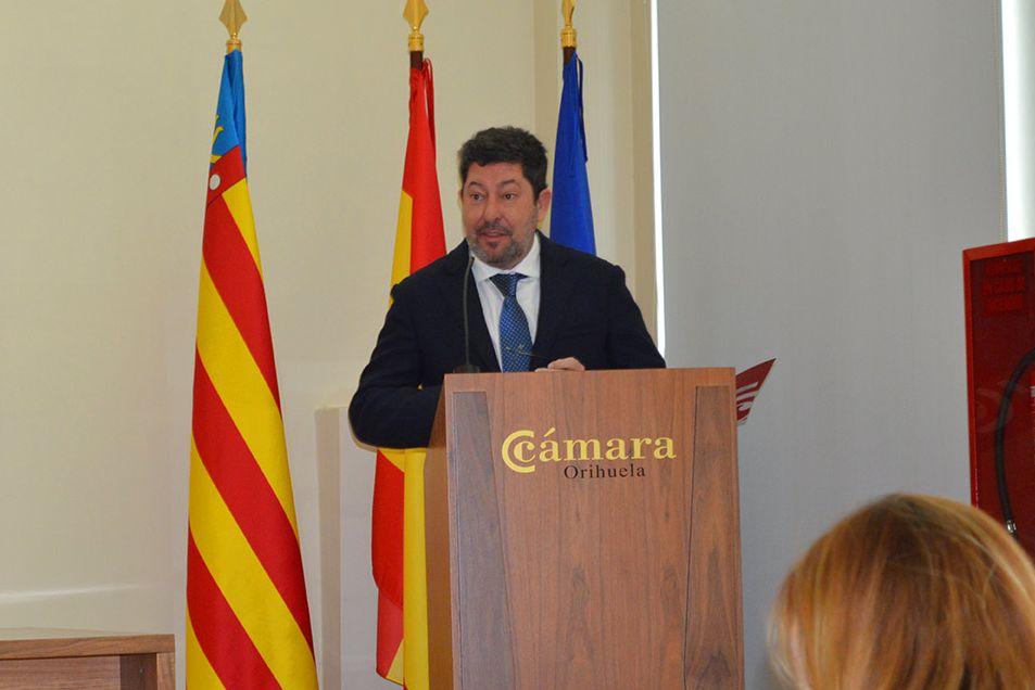 Cámara Orihuela solicita inversión al Consell para la iniciar la obra de la CV-95 6