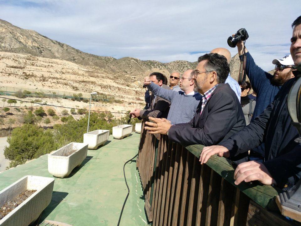 La Generalitat invertirá 1 millón de euros en el vertedero de La Murada 6
