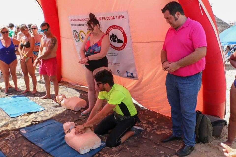 "En Torrevieja recuerdan que ""prevenir es vivir"" 6"